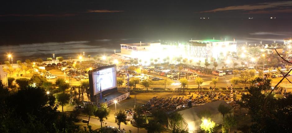 Visionnage de nuit Festival d'Anglet