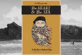 The Heart & The Sea - Nathan Oldfield - Surf FIlm Festival Anglet